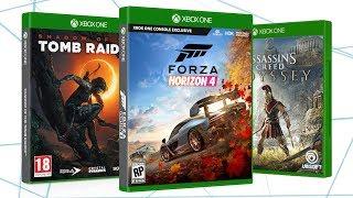 Top 10 - Mejores juegos Xbox One del 2018