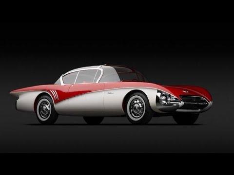 1956 Buick Centurion Xp 301 Dream Cars Youtube