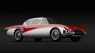 1956 Buick Centurion XP-301 | Dream Cars