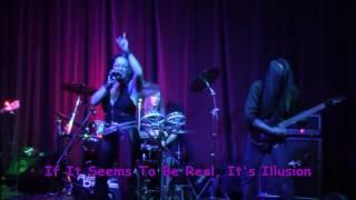 Black Sabbath-Heaven and Hell, lyrics cover, Katie Valdetero, and AURAL DECEPTION