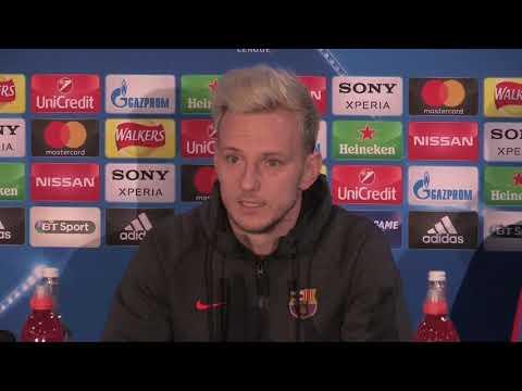 Rakitic: World-class Hazard a big danger to Barca