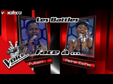 Fulbert vs Reine Esther «Ousmane Bakayoko» de Mayaula et D. Padrino I Battles The Voice Afrique 2017