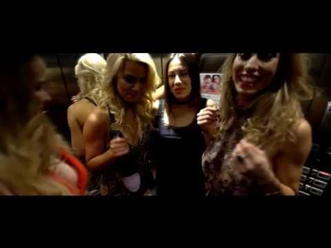 Aylén Bechara, súper sexy en el nuevo video clip de El Polaco