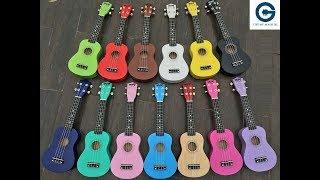 Ukulele Soprano Size 21- Giá 350,000- Guitar Việt Mỹ
