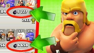 Clash Of Clans - YOU NEED TO SEE THIS! - WHERE TO FIND THE BEST LOOT PRE UPDATE!