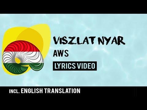 Hungary Eurovision 2018: Viszlát nyár - AWS [Lyrics] inc. English translation!