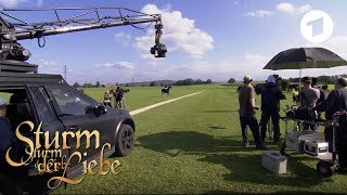 Backstage-Video Polo-Turnier | Sturm der Liebe