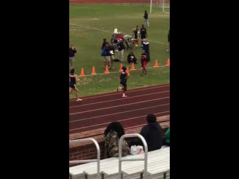 De'ja House Effingham County High School 800 meter run 2016