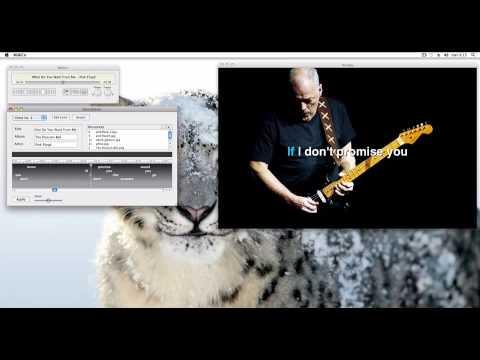 MidiCo Screencast - Karaoke Player and Maker