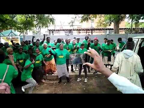 #TysonWabantu Invades Bulawayo