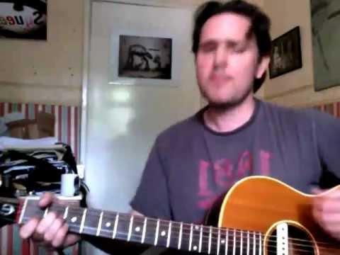 Sugar Man - Rodriguez - (Ceri James acoustic cover)