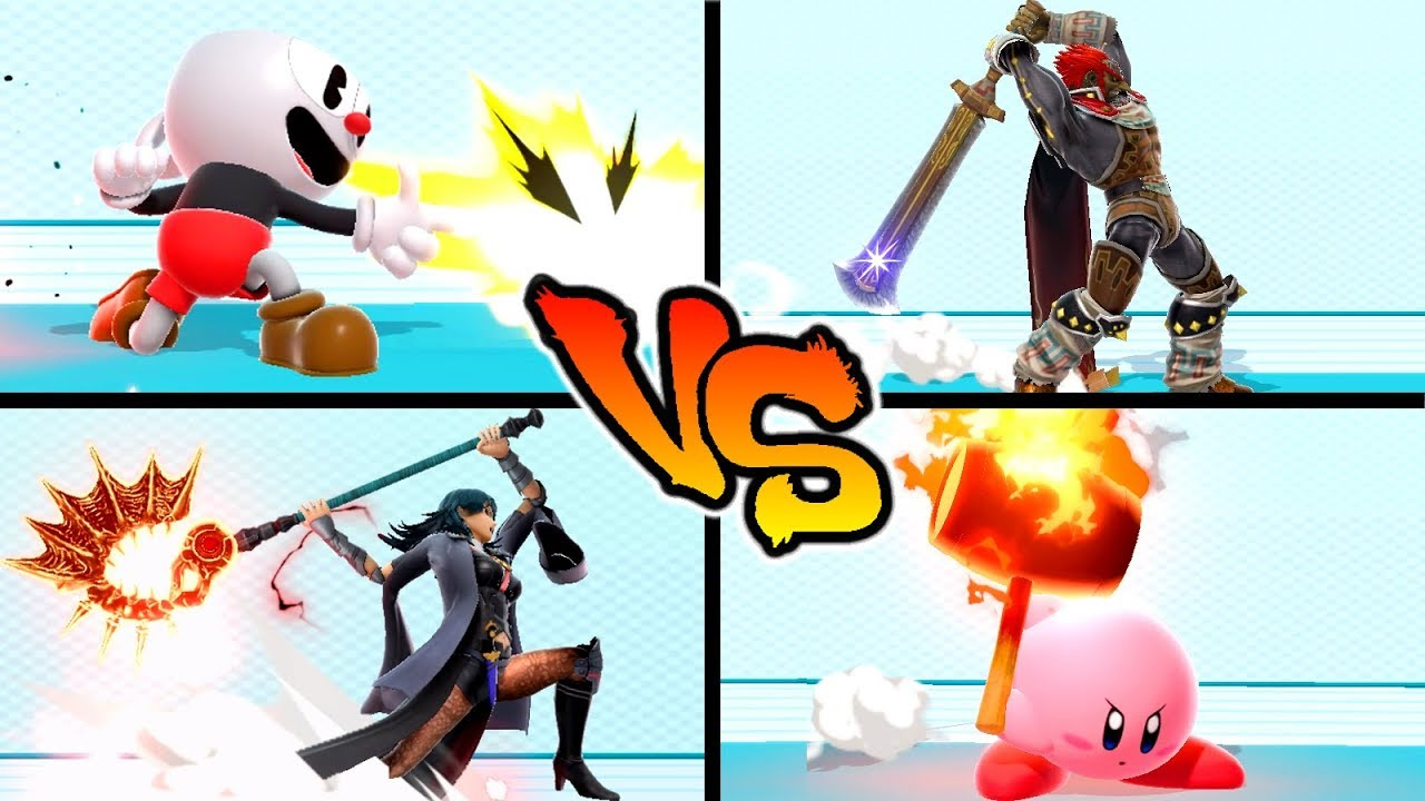 What is the Strongest Move of Every Character in Super Smash Bros. Ultimate? thumbnail