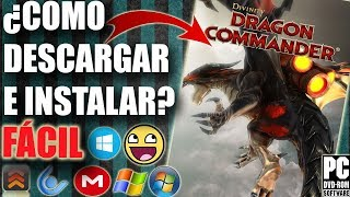 Descargar Divinity Dragon Commander Imperial Edition para PC Full En Español (Fácil)