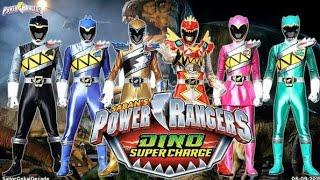 Power Rangers Dino süper charge 2.bölüm  Türkçe dublaj full izle
