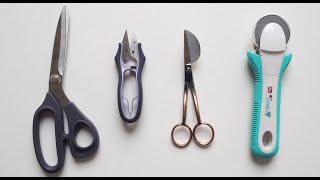 Alternative scissors for dressmaking - Prym product review
