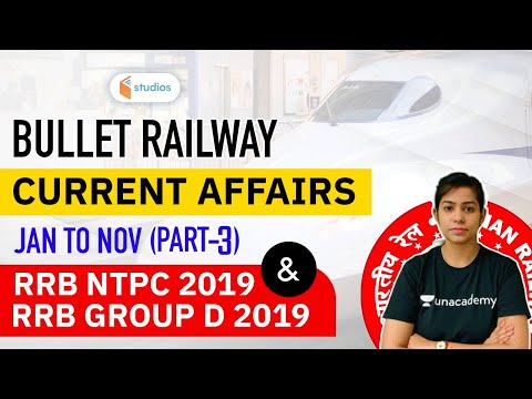 RRB NTPC & RRB Group D | Railway Current Affairs | Krati Singh