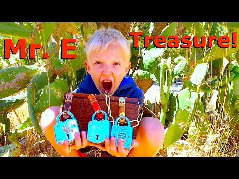 WE FOUND THE FINAL TREASURE From Mr. E Part 18 FINALE!
