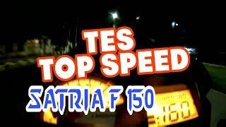 Download Video Tes TOP SPEED satria F 150 MP3 3GP MP4