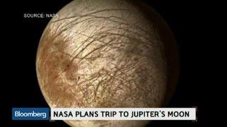 NASA Plans Trip to Jupiter Moon Europa