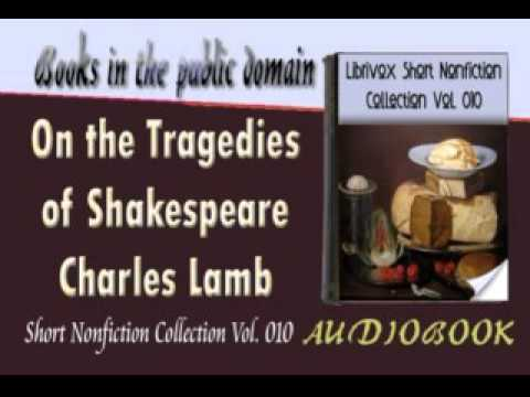 On the Tragedies of Shakespeare Charles Lamb Audiobook