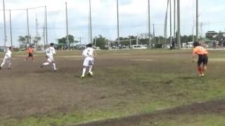 2017 第2回N-STYLEカップ 準決勝 比屋根FC vs 兼原FC.
