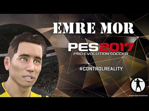 PES 2017 Face Build Emre Mor (Borussia Dortmund)