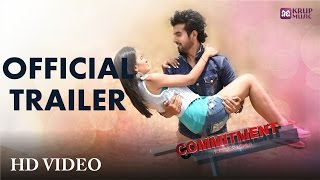 Commitment Official Trailer I Upcoming Gujarati Movie 2016 I Krup Music