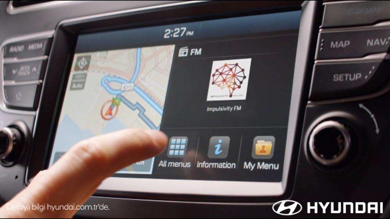 Hyundai Yeni I20 Ve Gelişmiş Bağlantı Seçenekleri