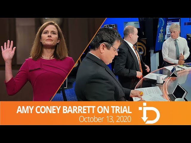 The Download — Amy Coney Barrett on Trial