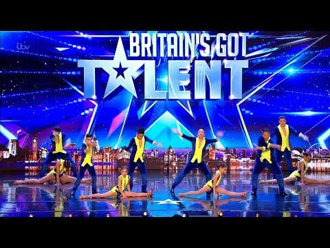 Britains Got Talent 2018 Cali Swing Dancers Full Audition S12E02