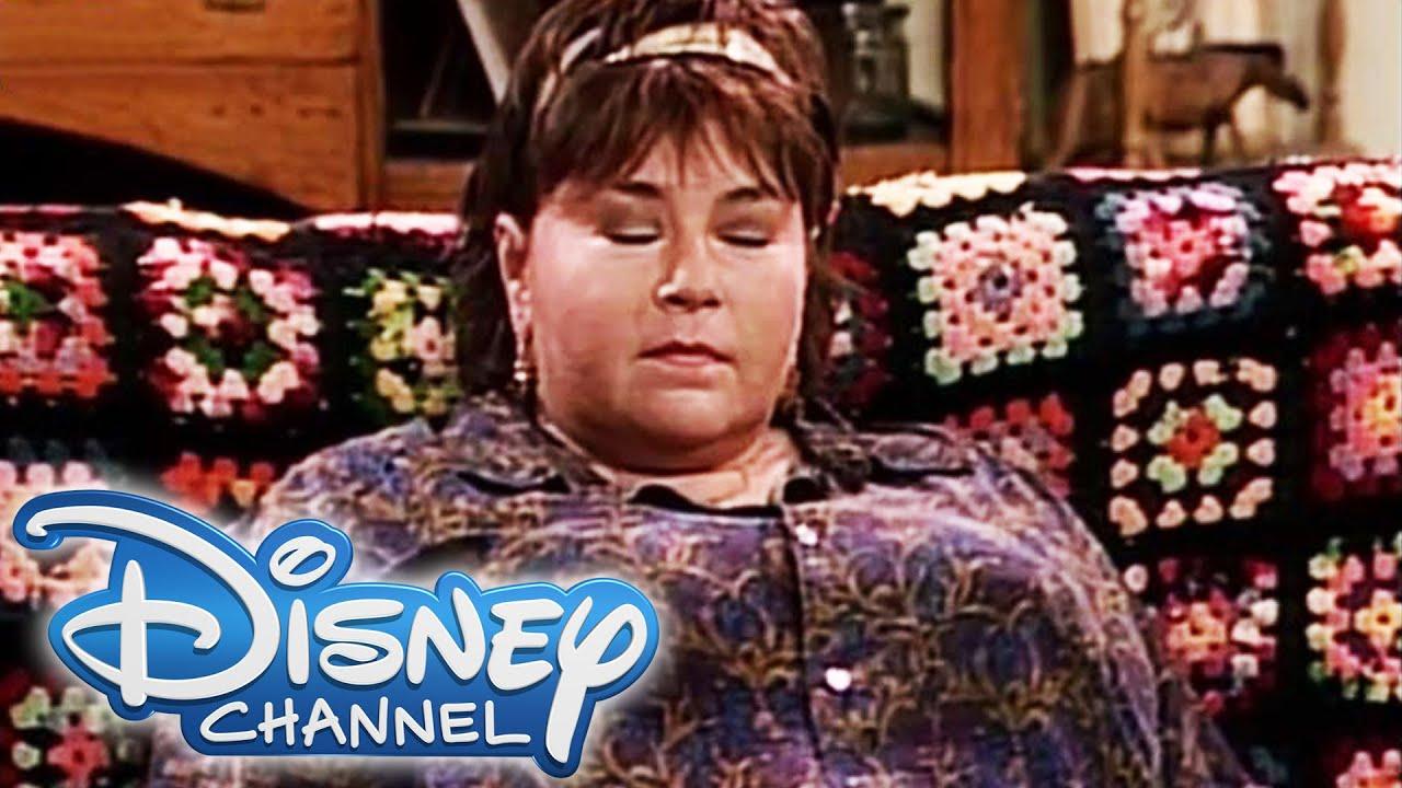 Roseanne Disney Channel