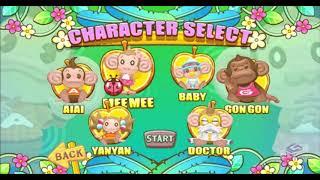 Super Monkey Ball: Banana Blitz - Announcer MP3 Clips