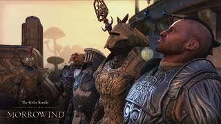 Игровой процесс The Elder Scrolls Online - Morrowind -