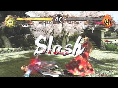 Samurai Shodown Sen Game Sample - Xbox 360