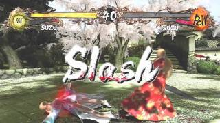Samurai Shodown Sen Game Sample - Xbox 360
