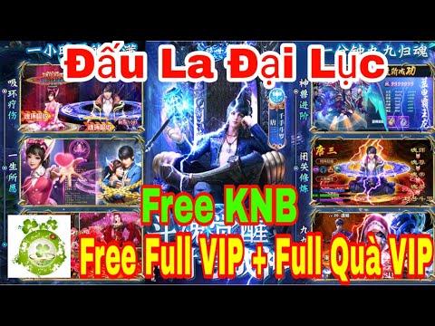 Game Private Đấu La Đại Lục | Android & IOS | Free Full VIP24 + Full Quà VIP + 38.888KNB + Quà Event