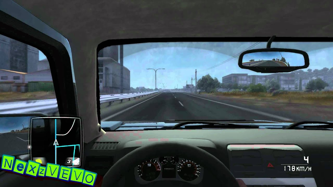 TDU2-Hummer H3 Top speed! 1080P HD - YouTube