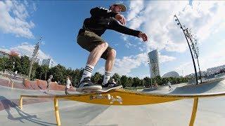 Тест-драйв скейтбордов Траектория