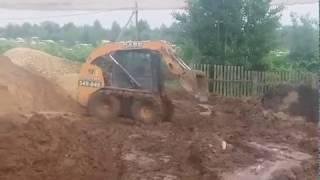CASE мини-танк в Сыктывкаре