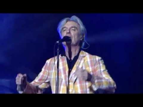 David Byrne - Born Under Punches