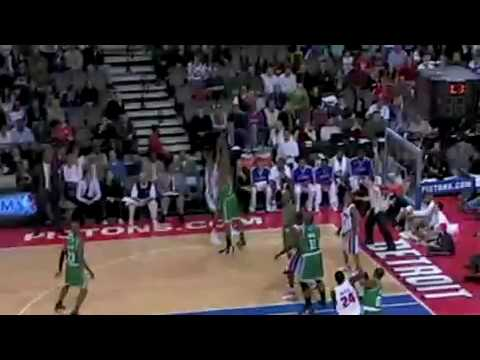 Pistons Top 10 Plays of the 2008/2009 Season