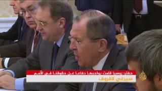 حفتر في موسكو للبحث عن دعم سياسي وعسكري