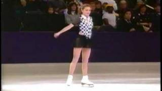 "Ekaterina Gordeeva,  ""Smile"", World Professional Championships, Technical 1997-1998"