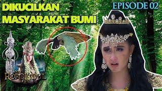 Dewi NawangWulan, Turun Ke Bumi Malah Dikucilkan - Nyi Roro Kidul Eps 2 PART 1