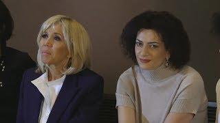 Հայաստանում հյուրընկալված առաջին տիկինները շրջում են թանգարաններով