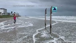 Hurricane Dorian Affects Ponce Inlet and Daytona Beach 9/3/2019