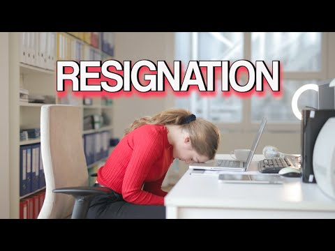Resignation | Young Jeffrey's Song of the Week