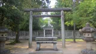 高岡市前田利長墓所2013