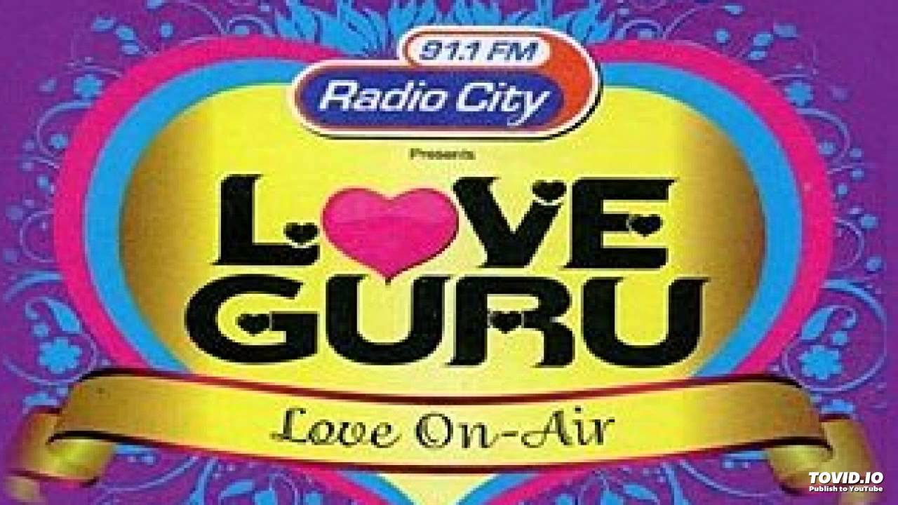 Radio City 91 1 Chennai Fm Love Guru Youtube