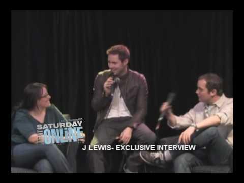 Interview- J Lewis (saturdaynightonline.com)